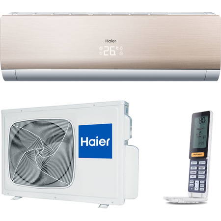 Кондиционер Haier Lightera DC Inverter AS12NS4ERA-G / 1U12BS3ERA